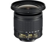 Nikon AF-S DX 10-20mm f/4.5-5.6 G VR