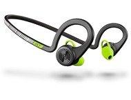 Plantronics BackBeat Fit Bluetooth Headset, black core