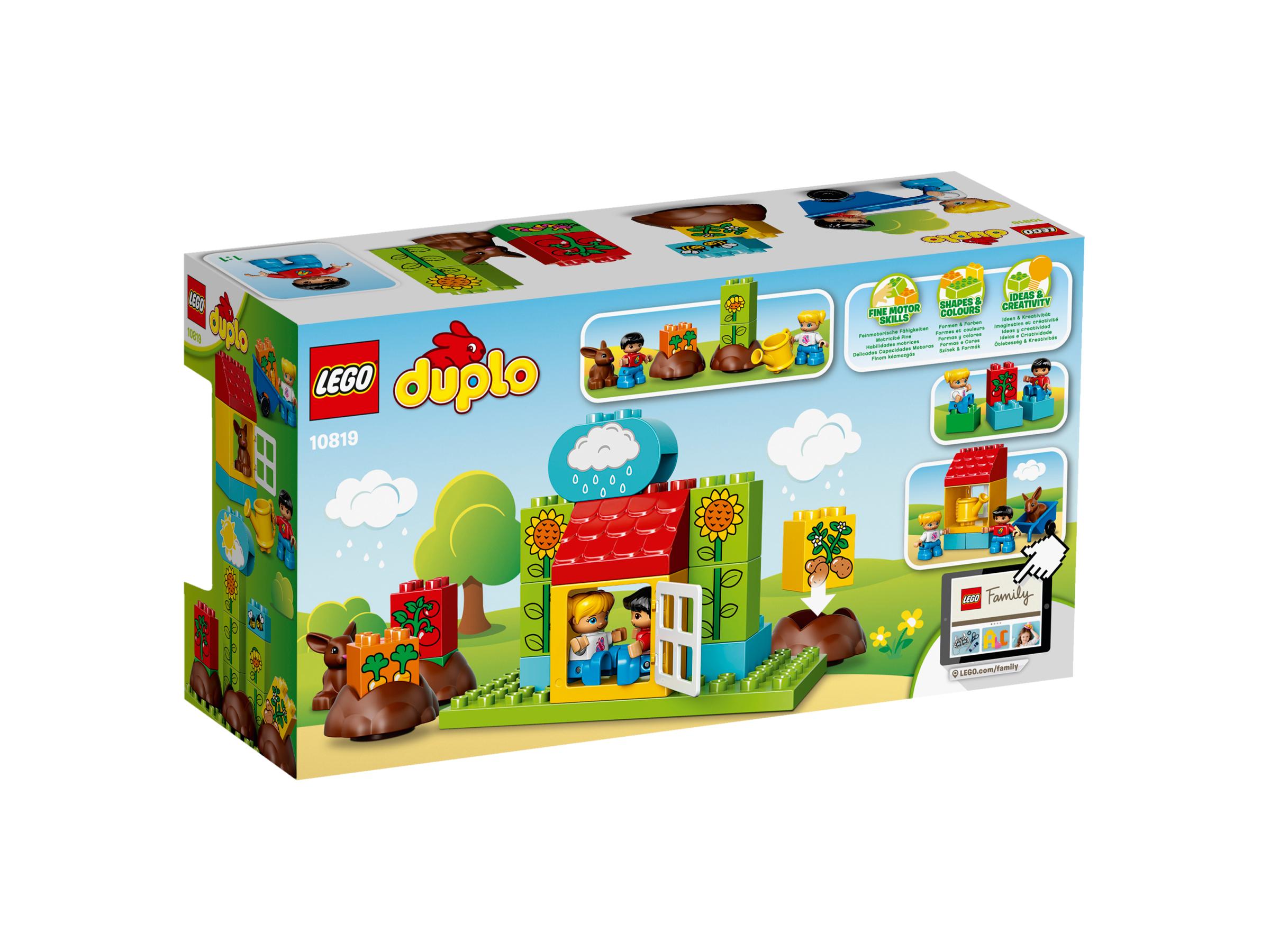 beste goedkoop sportschoenen nieuw aangekomen Lego Duplo - Mijn eerste tuin