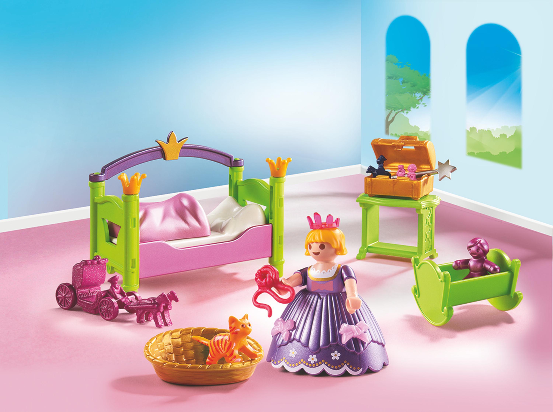 Playmobil Princess - Slaapkamer van de prinses | Art & Craft