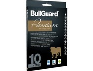 Bullguard Premium Protection-MDL Retail 1Y/10dev BG1633