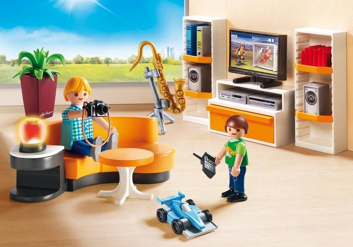 Playmobil Woonkamer | Art & Craft