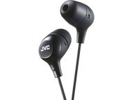 JVC In-Ear Zwart HAFX38BE