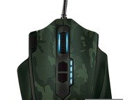 Trust GXT 155C Gaming Mouse - green camouflage
