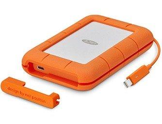 LaCie Rugged (Thunderbolt USB-C) 5TB