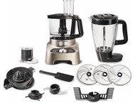Moulinex Foodprocessor Double Force FP824H10