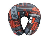 Travel Cushion Star Wars AOP, Black/Orange