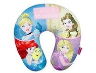 Princess (disney) Travel Cushion Prinzess, Turquoise/Red/Yel
