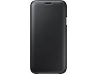 Samsung Wallet Cover Black for SM-J730 Galaxy J7 2017