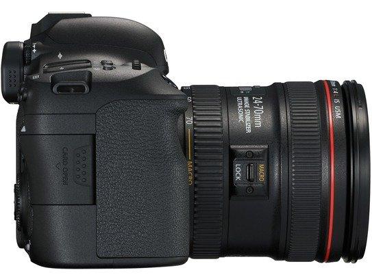 EOS 6D Mark II EF24-70mm F4L USM RIGHT SIDE