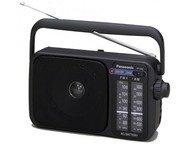 Panasonic Radio RF-2400 Zwart