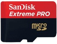 Sandisk microSDXC Extreme Pro 64GB A1/ V30/ U3/ UHS-I/ Cl.10