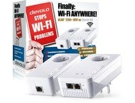 Devolo 9393 dLAN 1200+ WiFi AC Starter Kit (BE)