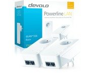 Devolo 9300 dLAN 550 Duo+ Starter Kit (BE)