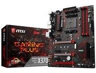 MSI X370 Gaming PLUS AM4 RYZEN DDR4 SATA3 USB3 HDMI DVI