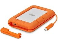 LaCie Rugged (Thunderbolt USB-C) 4TB