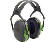 Peltor X1A Earset 27db Headband Passive Ear Protector