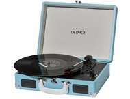 Denver USB Turntable VPL-120 Blue