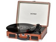 Denver USB Turntable VPL-120 Brown