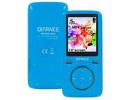Difrnce MP4 Player 8GB DIMP1805-8GB Blue