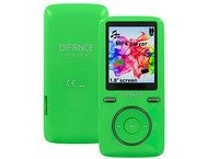 Difrnce MP4 Player 8GB DIMP1805-8GB Lime