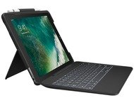 Logitech Slim Combo iPad Pro 10,5 (QWERTY) -  Zwart
