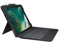 Logitech Slim Combo iPad Pro 10,5 (AZERTY) -  Zwart