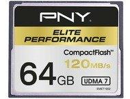 PNY CF Elite Performance 64GB
