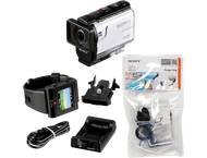 Sony FDR-X3000R 4K Actioncam travel kit
