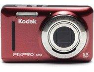 Kodak Pixpro FZ53 - Rouge
