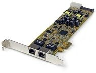 Startech Dual Port Gigabit Ethernet Network Card