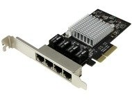 Startech 4-Port Gigabit Ethernet Network Card