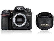 Nikon D7500 Body + 35mm - Zwart