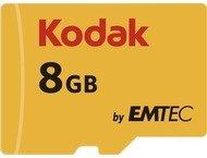 Kodak microSDHC 8GB Class10 U1 w/adapter