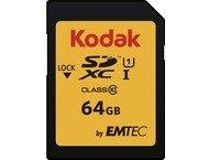 Kodak SDXC 64GB Class10 U1