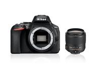 Nikon D5600 Body + 35mm - Zwart
