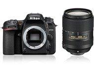 Nikon D7500 Body + 18-300mm - Zwart