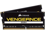 Corsair DDR4 2400MHz 32GB SODIMM Black PCB