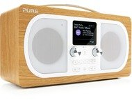 Pure Evoke H6 Oak DAB+ Radio PS5897