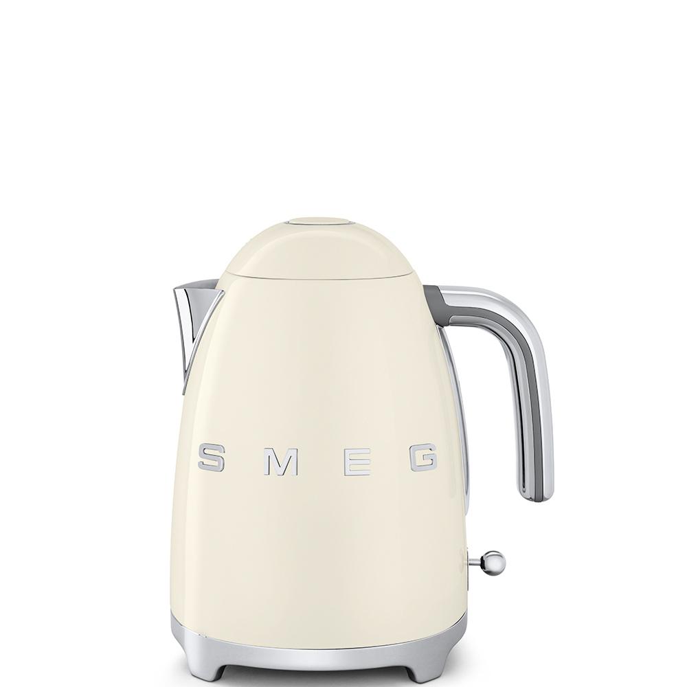 Smeg Waterkoker 1.7L Crème KLF03CR | Art & Craft