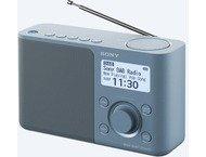 Sony Digital Radio XDRS61DL Blue