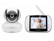 Motorola MBP36SC Babyfoon Video 3.5 - Dect - 300m