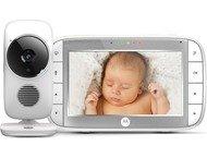 Motorola MBP48 Babyfoon Video 5.0 - Dect - 300m