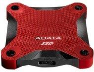 Adata External SSD SD600 512GB Red