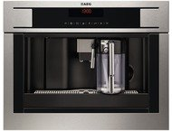 AEG PE4571-M Built-in coffee machine