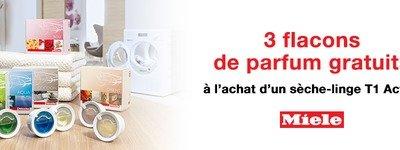 Miele - Flacons de parfum gratuits