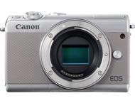 Canon EOS M100 Body - Zilver