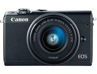 Canon EOS M100 Boîtier + 15-45mm - Noir