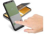 Cellular Line Samsung Galaxy S8, hoesje book touch, zwart