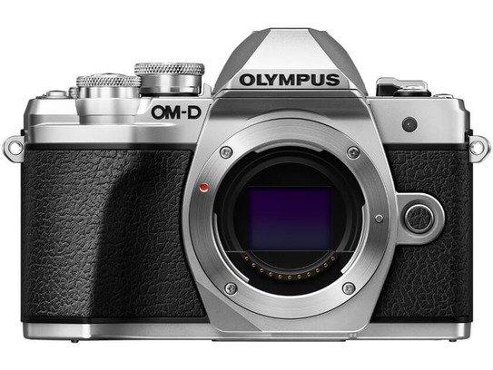 Olympus OM-D E-M10 Mark III Body - Zilver